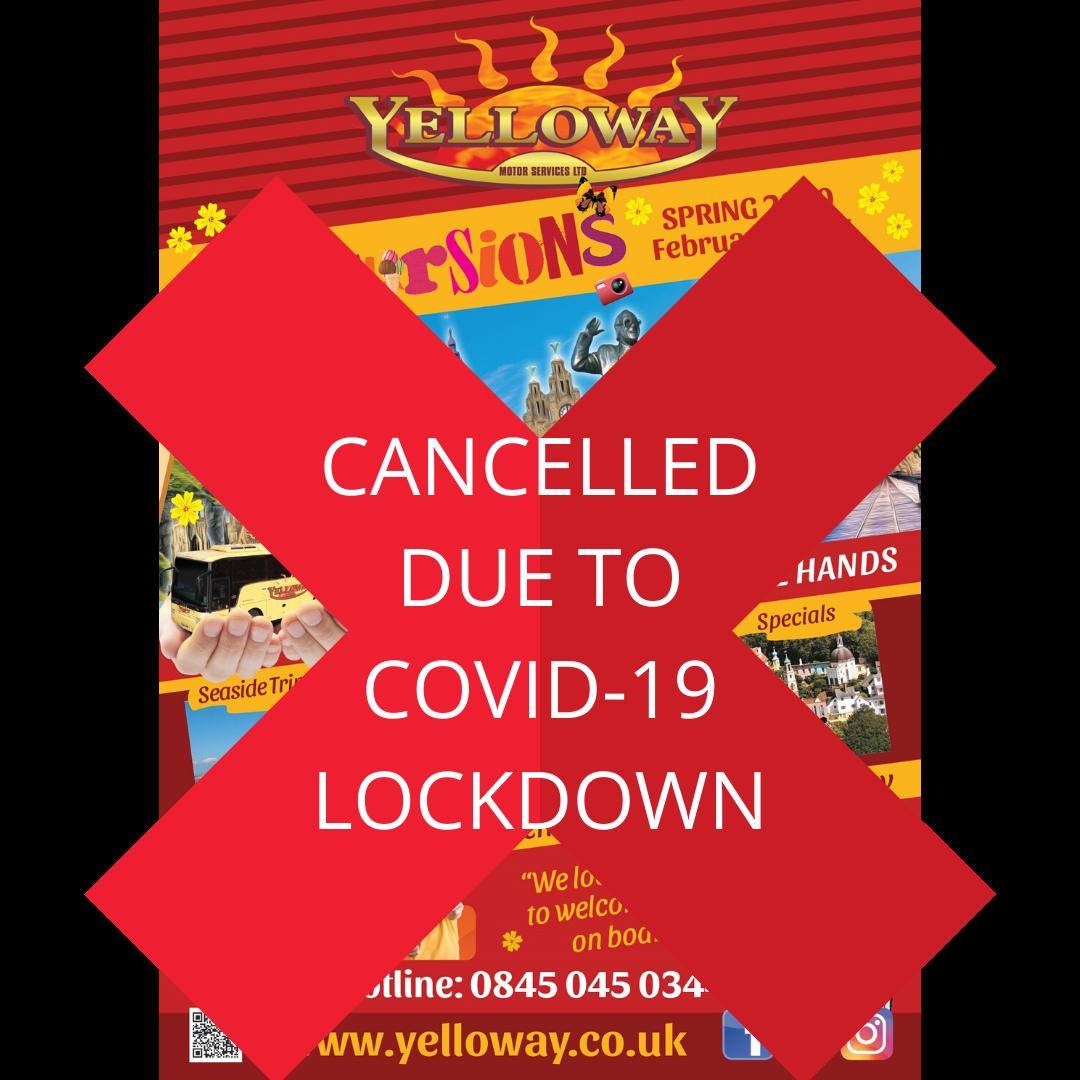 COVID-19 LOCKDOWN CONTINUES